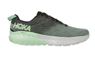 Hoka MACH 3 GREEN BLACK