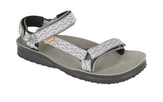 Lizard SUPER HIKE SILVER WOMEN'S SANDALS