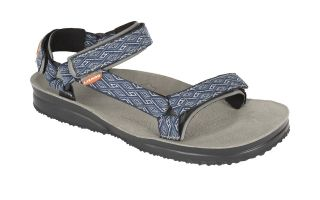 Lizard SUPER HIKE BLUE WOMEN'S SANDALS