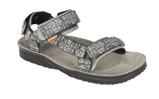 Lizard SUPER HIKE SANDALS GRAY WHITE WOMAN