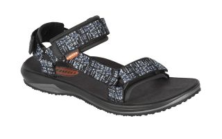 Lizard RIDE II SANDALS H20 GREY BLACK WOMAN