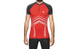 Sport HG T-SHIRT ROUTE ROUGE