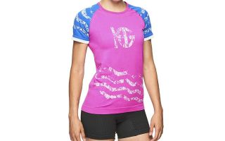 Sport HG FUCHSIA SPRINT T-SHIRT WOMAN