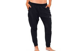 Sport HG BLACK UNISEX POLARIS LONG PANTS