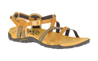Merrell SANDALEN TERRAN LATTICE II GOLDEN DAMEN J001052