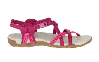 Merrell TERRAN LATTICE II FUCHSIA WOMAN SANDAL