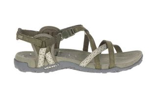 Merrell TERRAN LATTICE II OLIVE GREEN WOMEN