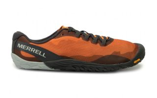 Merrell VAPOR GLOVE 4 ORANGE GRAY