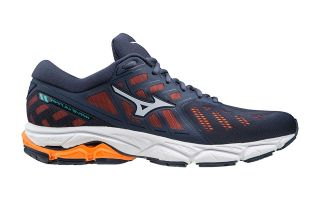 Mizuno WAVE ULTIMA 11 NOIR ORANGE J1GC1909 20