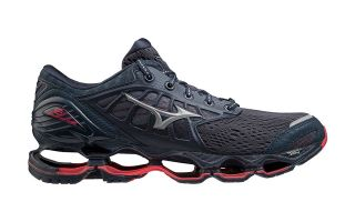MIZUNO WAVE PROPHECY 9 SCHWARZ ROT J1GC2000 25