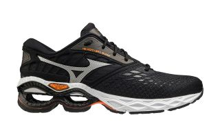 Mizuno WAVE CREATION 21 NERO ARGENTO