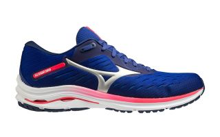 Mizuno WAVE RIDER 24 BLEU ROSE J1GC2003 20