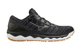 Mizuno WAVE SKY 4 WAVEKNIT NERO