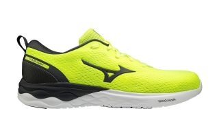 Mizuno WAVE REVOLT AMARILLO FL�OR NEGRO J1GC2081 33