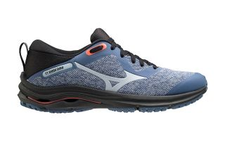 Mizuno WAVE RIDER TT 2 BLUE WOMAN