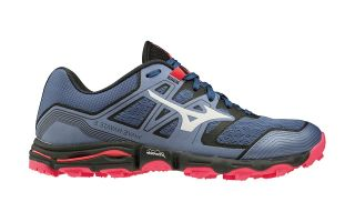 Mizuno WAVE HAYATE 6 BLUE BLACK WOMAN