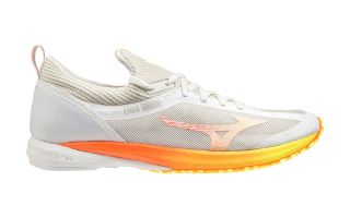 Mizuno WAVE DUEL 2 BLANC ORANGE U1GD2060 07