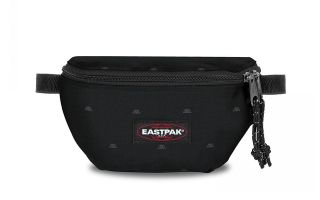 EASTPAK RIÑONERA SPRINGER TRIBE MOUNTAINS NEGRO