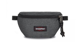 EASTPAK FANNY PACK SPRINGER DENIM BLACK