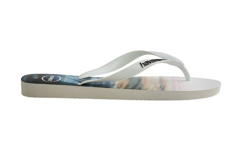 CHANCLAS HYPE BLANCO AZUL