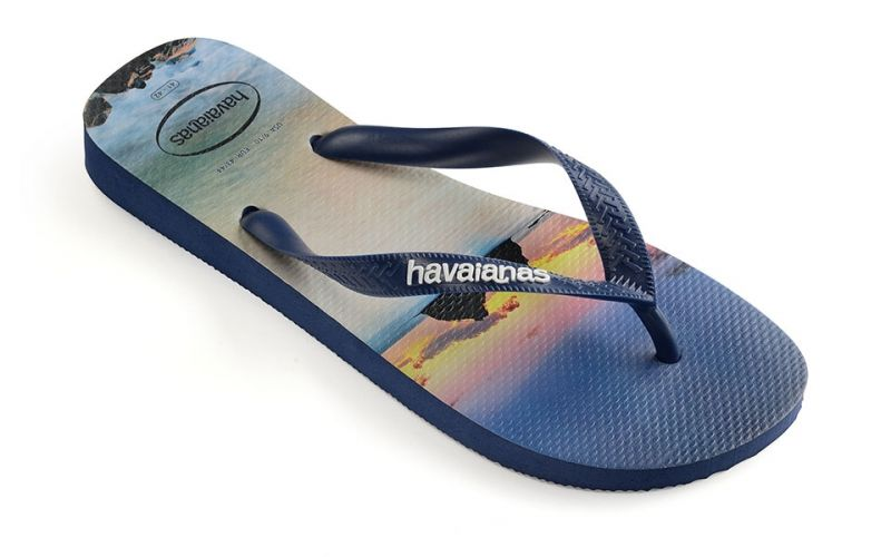 CHANCLAS HYPE AZUL NAVY