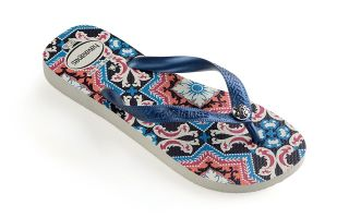 Havaianas FLIP-FLOPS GRACIA BLUE WHITE WOMAN