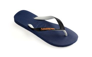 HAVAIANAS CHANCLAS TOP MIX AZUL NEGRO JUNIOR