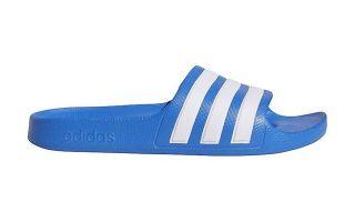 adidas FLIP-FLOPS ADILETTE AQUA BLUE WHITE BOY