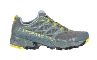 LA SPORTIVA AKYRA GREY YELLOW WOMAN