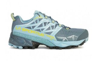 LA SPORTIVA AKYRA GTX GREY BLUE WOMAN