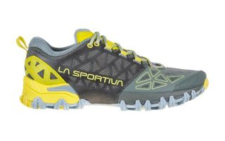 LA SPORTIVA BUSHIDO II LIME GREY WOMAN