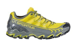 LA SPORTIVA ULTRA RAPTOR GRAY YELLOW WOMAN