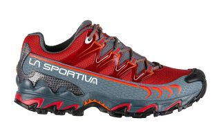 LA SPORTIVA ULTRA RAPTOR GTX GREY RED WOMEN