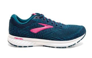 Brooks REVEL 3 NAVY BLUE WOMAN