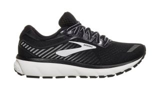 Brooks GHOST 12 BLACK GREY WOMAN