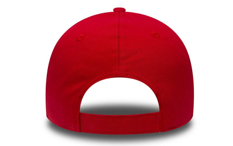 GORRA FLAG COLLECTION 9FORTY ROJO