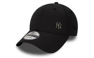 New Era GORRA NEW YORK YANKEES FLAWLESS 9FORTY NEGRO