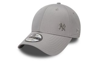 New Era GORRA NEW YORK YANKEES FLAWLESS 9FORTY GRIS