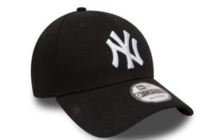 New Era GORRAS NY YANKEES ESSENTIAL 9FORTY NEGRO