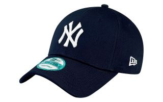 NEW ERA GORRA NY YANKEES ESSENTIAL 9FORTY AZUL NAVY
