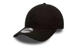 New Era GORRA NEW YORK YANKEES LEAGUE ESSENTIAL 9FORTY NEGRO