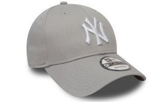 New Era GORRA NY YANKEES ESSENTIAL 9FORTY GRIS
