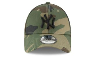 New Era GORRA NEW YORK YANKEES ESSENTIAL 9FORTY CAMO