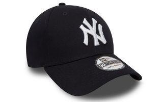 NEW ERA BERRETTO NEW YORK YANKEES CLASSIC 39THIRTY BLU NAVY BIANCO