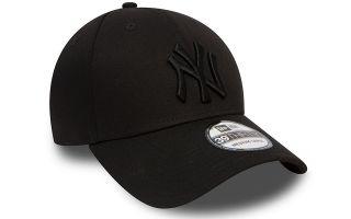 New Era BERRETTO NEW YORK YANKEES CLASSIC 39THIRTY NERO