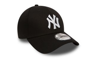 NEW ERA GORRA NY YANKEES CLASSIC 39THIRTY NEGRO BLANCO