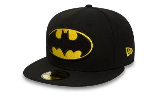 New Era GORRA CHARACTER BASIC BATMAN NEGRO