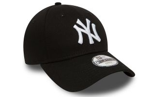 GORRA NEW YORK YANKEES LEAGUE ESSENTIAL NEGRO NIÑO