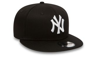 New Era CAPPELLINO NEW YORK YANKEES BASIC 9FIFTY SNAPBACK NERO BIANCO