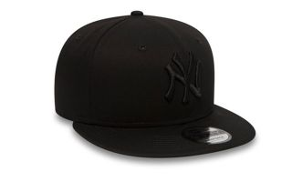 New Era CAP NY YANKEES BASIC 9FIFTY SNAPBACK BLACK